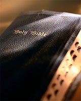Bible with verses and scriptures on health