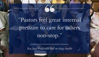 Clergy Health Initiative