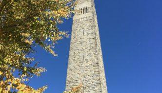 Bennington Monument Cornerstone