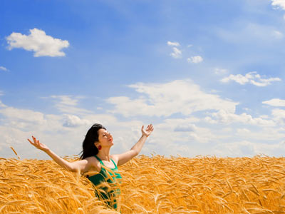 to trust in God promotes health