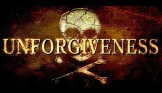 Unforgiveness is a deadly game