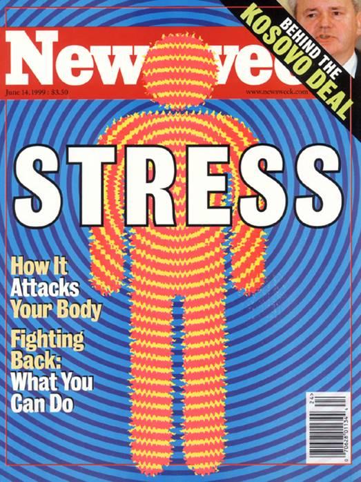 Stress and Health Newsweek