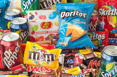 junk food and God