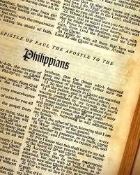 Philippians Bible Book