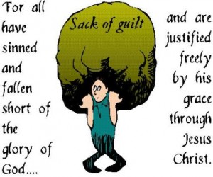 sin guilt and our health
