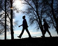 Walking Moderate Physical Activity